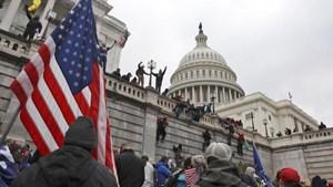Lãnh đạo các nước 'sốc' với biểu tình bạo loạn ở Quốc hội Mỹ