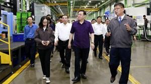 Khởi sắc kinh tế Hà Nội - Thành công từ chỉ đạo quyết liệt của người đứng đầu thành phố
