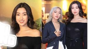 Đỗ Mỹ Linh, Vũ Ngọc Anh… 'bị soi' vì trang phục phản cảm