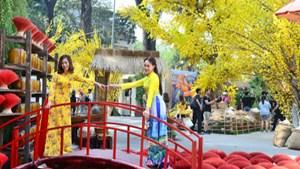 Lễ hội Tết Việt 2021