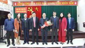 Nhà báo Lê Văn Nam được bổ nhiệm  Phó Giám đốc Sở TT-TT tỉnh Thanh Hóa
