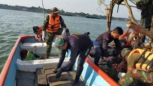 Campuchia phát hiện hơn 6 tấn thuốc nổ dưới lòng sông Mekong