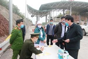 Quảng Ninh: Vân Đồn tái thiết lập các biện pháp phòng, chống dịch