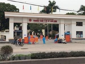 Bệnh viện dã chiến tại Chí Linh sẽ tiếp nhận bệnh nhân từ chiều nay