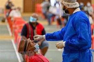 Số ca nhiễm SARS-CoV-2 ở Malaysia tăng mạnh chưa từng có