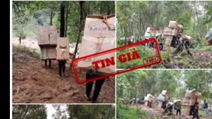 Bác bỏ thông tin 'Khẩu trang tái chế nhập lậu từ Trung Quốc nghi chứa covid'