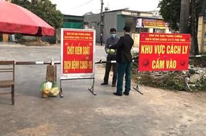 Hải Dương: Những khu vực nào tại huyện Kim Thành phải cách ly 21 ngày?