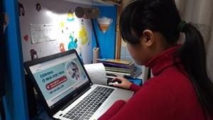 Tái khởi động học trực tuyến