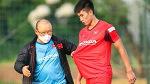 HLV Park Hang-seo trở lại từ Hàn Quốc, đón Tết Nguyên đán tại Việt Nam
