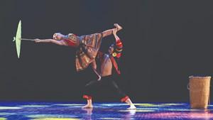 [ẢNH] Múa, từ sàn tập đến sàn diễn