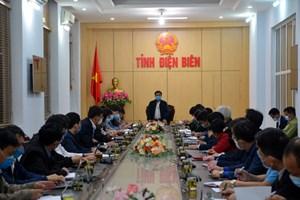 Điện Biên phát hiện 6 ca nhiễm Covid từ Hà Nội, Hải Dương về