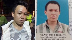 Bình Thuận: Bắt giữ đối tượng bị truy nã