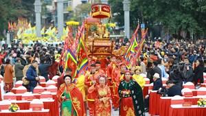 Phân loại tổ chức lễ hội trong dịp Tết