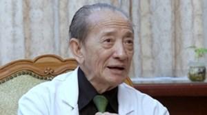 Giáo sư Nguyễn Tài Thu - bậc thầy châm cứu Việt Nam qua đời ở tuổi 91