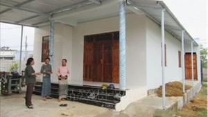 Ninh Phước (Ninh Thuận): Hỗ trợ xây mới, sửa chữa 1.800 căn nhà cho hộ nghèo