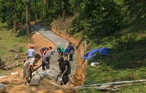 BẢN TIN MẶT TRẬN: Lai Châu khởi sắc cùng nông thôn mới