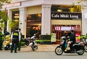 Hà Nội: Nam thanh niên rơi từ tầng 5 quán cà phê tử vong