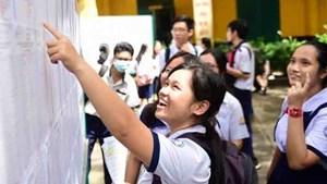 TP HCM: Đề xuất đổi cách tính điểm thi vào lớp 10