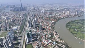 Siêu đô thị trước sức ép tăng trưởng