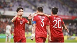 Đội tuyển Việt Nam thi đấu Vòng loại World Cup 2022 tại UAE