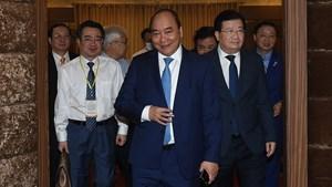 [ẢNH] Thủ tướng chủ trì hội nghị lần 3 về phát triển bền vững ĐBSCL