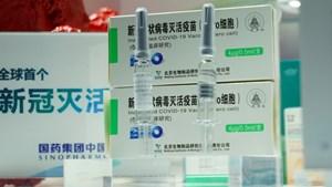 Trung Quốc cho phép người đã tiêm vaccineCovid-19 của nước này nhập cảnh