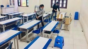 Trẻ mầm non tại Hải Dương tiếp tục nghỉ học đến hết tháng 3
