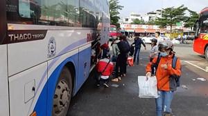 Đà Nẵng khôi phục hoạt động vận tải khách đi và đến tỉnh Hải Dương