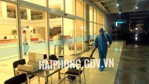 Hải Phòng: Đã có kết quả xét nghiệm 19 F1 của các ca nghi nhiễm Covid-19