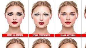 100 năm 'họa mặt' của phụ nữ