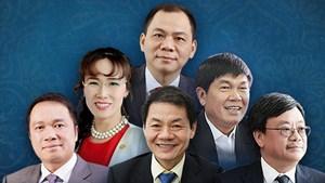 Việt Nam có 6 tỷ phú trong danh sách thế giới