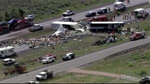 16 người thiệt mạng trong vụ tai nạn gần biên giới Mỹ-Mexico