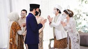 Đám cưới 7 triệu USD gây xôn xao ở Indonesia