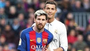 Messi bị 'trói' trong lời nguyền C.Ronaldo ở Siêu kinh điển