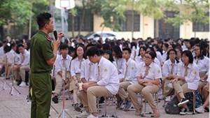 Hà Nội: Tăng cường kiểm tra đột xuất trong trường học