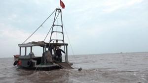 Chuyển nhượng giấy phép khai thác cát ở Hải Phòng: Sở Tài nguyên Môi trường chưa tiếp nhận hồ sơ