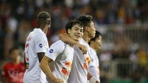 Hoàng Anh Gia Lai nhọc nhằn vượt qua vòng loại Cúp Quốc gia 2021