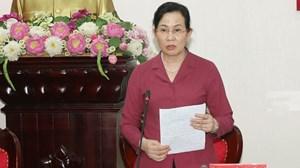 Hà Nam: Phong tỏa tạm thời thôn Quan Nhân