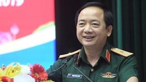 Trung tướng Trịnh Văn Quyết được bổ nhiệm Phó Chủ nhiệm Tổng cục Chính trị