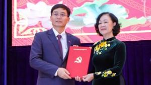 Chủ tịch tỉnh Đắk Nông làm Bí thư Tỉnh ủy Đắk Lắk