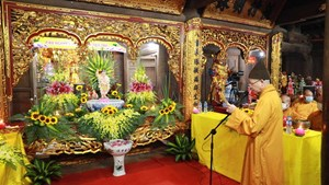 Quảng Ninh khai mạc Tuần lễ Phật đản Phật lịch 2565 - Dương lịch 2021