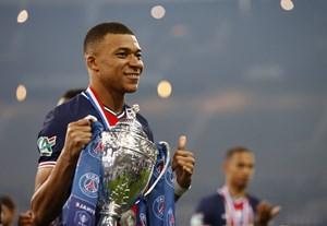 Mbappe rực sáng, PSG lần thứ 14 vô địch Cúp QG Pháp