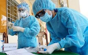 Hà Nội: Thêm 8 ca dương tính với SARS-CoV-2