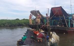 Quảng Ninh: Cứu sống ngư dân rơi xuống biển trong tình trạng đuối sức