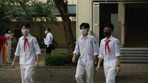 Tuyển sinh lớp 6 tại Hà Nội: Linh hoạt ứng phó trước dịch bệnh