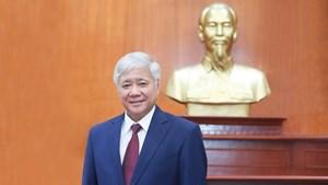 [BẢN TIN MẶT TRẬN] Chủ tịch Đỗ Văn Chiến gửi thư chúc mừng đồng bào Phật giáo Hòa Hảo