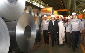 Mỹ trừng phạt hàng loạt công ty chế tạo kim loại của Iran