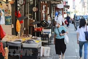 Mỹ: Thành phố New York chuẩn bị bước sang giai đoạn mở cửa tiếp theo