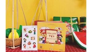 Phụ huynh người Việt tại Mỹ phát hành sách song ngữ quảng bá văn hóa truyền thống
