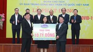 Đảng bộ cơ quan Trung ương MTTQ Việt Nam: Một nhiệm kỳ nỗ lực đầy tự hào